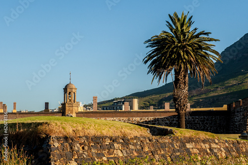 Fotografering  Castle of Good Hope, Cape Town, South Africa