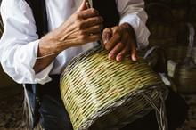Handmade Basket, Traditional C...