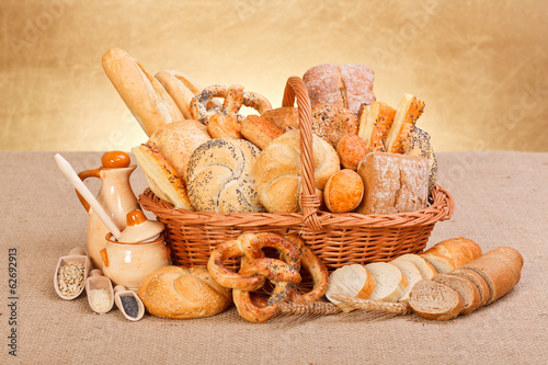 Fresh bakery products and ingredients - 62692913