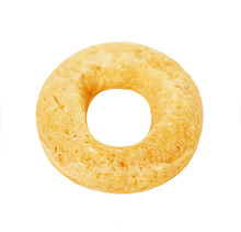 Cereal Ring Isolated On White Background