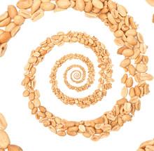 Peanuts Infinity Spiral Abstra...