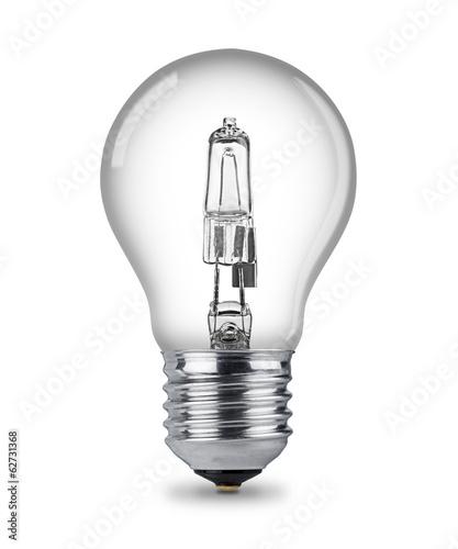Obraz halogen light bulb - fototapety do salonu