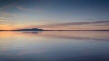 Silloth Sunset Looking Over Th...