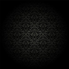 Damask Pattern. Vector Seamles...