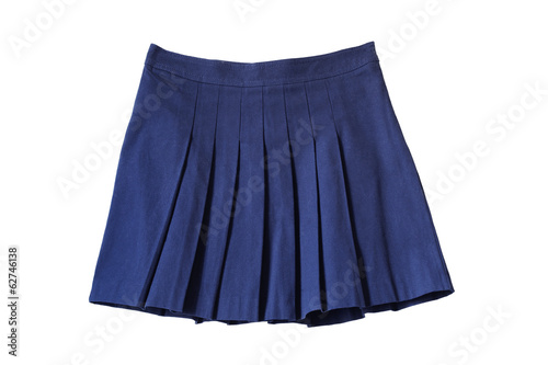 Fotografiet Pleated skirt