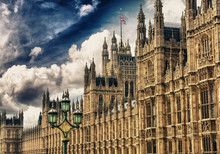 Houses Of Parliament, Westmins...