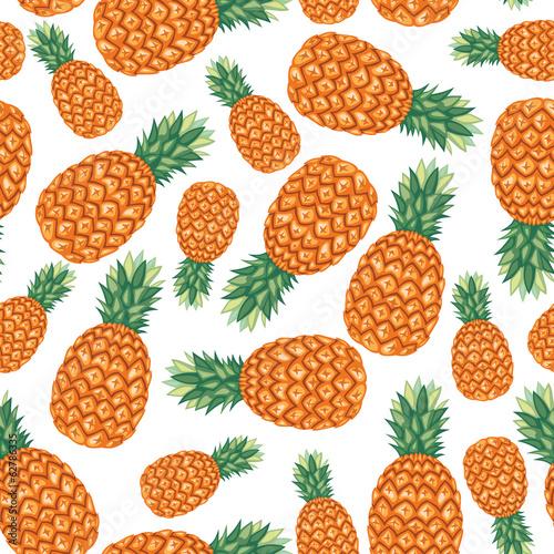 vintage-tlo-w-ananasy