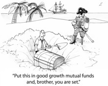 Put This In Growth Stocks And ...