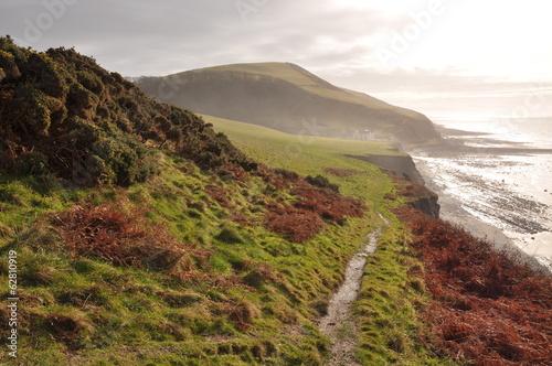 Fotomural Coastal Path, Wales