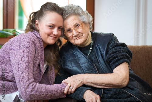 Fotografia  Senior woman