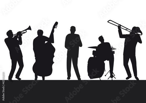 Photo  Jazzmusiker