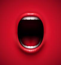 Scream Background