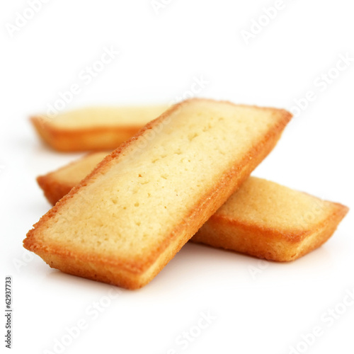 Fotografía French pastries - Financiers