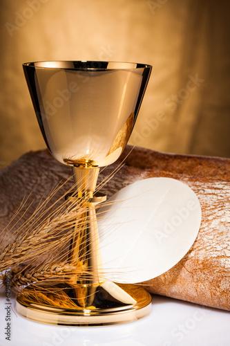 holy communion Canvas-taulu