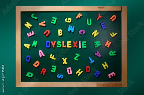 Photo Dyslexie, q.