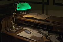Ancient Working Desk