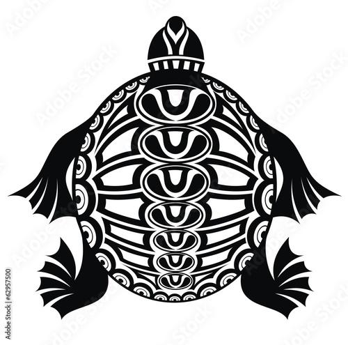 zolw-projekt-tatuazu