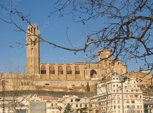 La Seo Antigua, Lleida, España