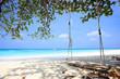 tropical beach at Tachai Island in Phang-Nga, Thailand