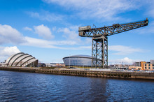 View Of The Hydro Concert Aren...