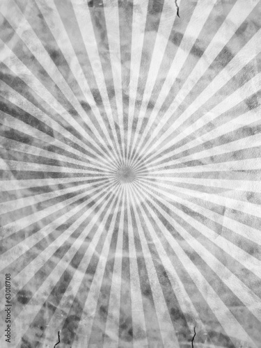 old rays pattern background Wallpaper Mural