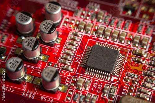 Elektronika chip