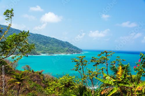 Panama Coast View