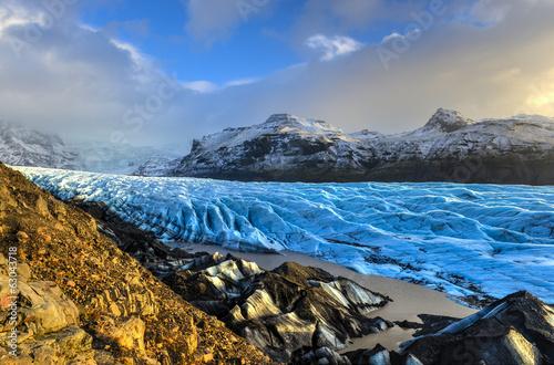 Valokuva  Skaftafellsjokull Glacier, Iceland