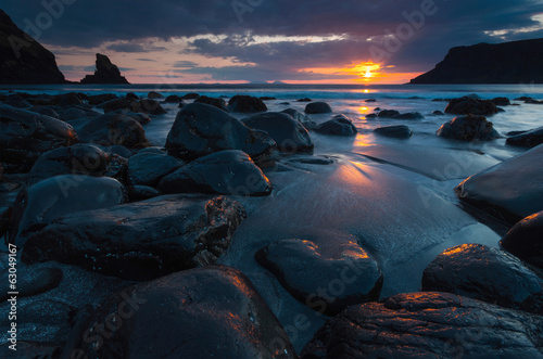Stampa su Tela Isle of Skye