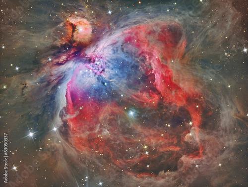 Fotomural M42 Orion Nebula APOD