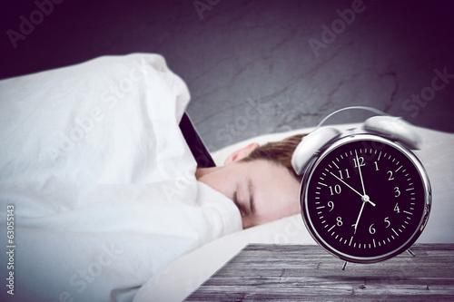 Sleep in Canvas Print