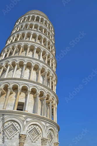 Poster Artistiek mon. Tower of Pisa