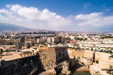 Fototapeta na wymiar Melilla, Spain