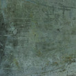 3d abstract grunge green wall background