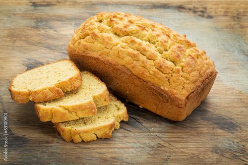 gluten free bread Fotobehang