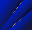 Abstract vector background with dark blue layers