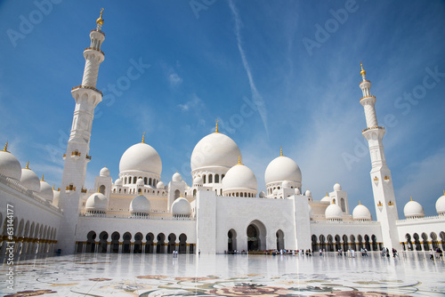 Fényképezés  Mosque