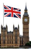 Fototapeta Big Ben - Big Ben - Westminster, London