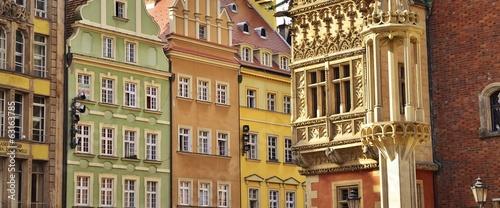obraz lub plakat Wrocław - Stare Miasto