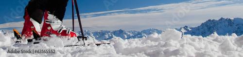 Cuadros en Lienzo Alps