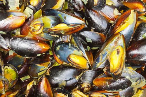 Fotografia, Obraz moules marinières à la créole