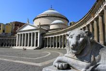 Piazza Del Plebiscito à Naple...