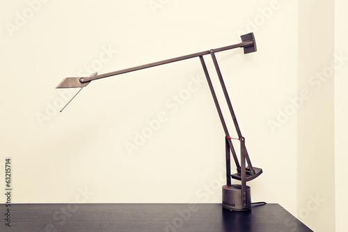 Lampe Bureau Vintage Avec Balancier Buy This Stock Photo And