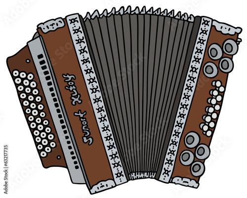 Photo accordion