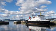 Scottish Island Car Ferry
