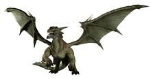 Large Green Dragon