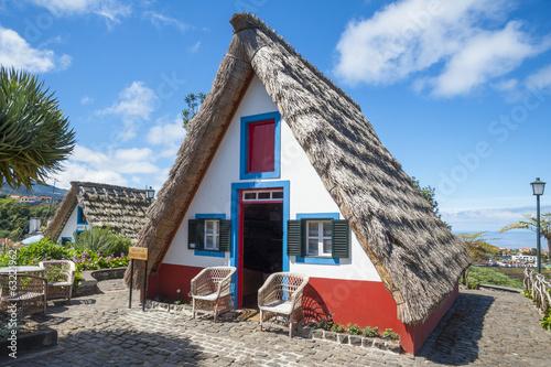 Fotografie, Obraz  Fattoria tipica di Madeira