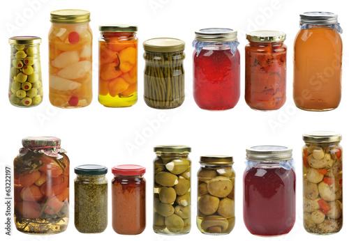 Fényképezés  Preserved Food Collection