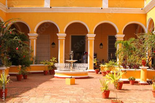Foto Trinidad courtyard