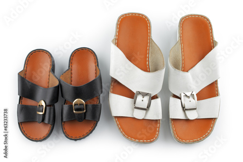 a6ebfe68883 Traditional Arabic sandals shot against a white background - Buy ...